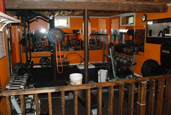 New home gym pics work in progress bodybuilding forums