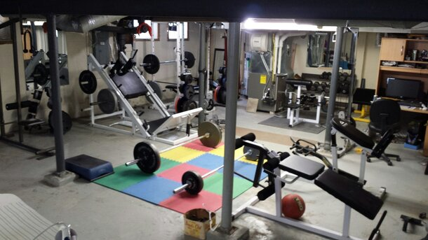 Starting again with a home gym bodybuilding forums