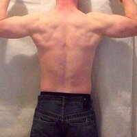 1 month in, back