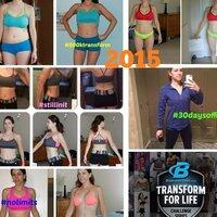 2015 Megghan Transforms for life