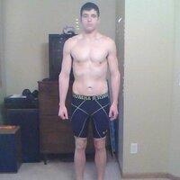 Week 8, 179 lbs