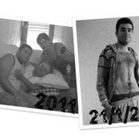 130kg to 68kg