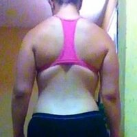 Before - back
