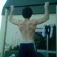 working on my backs at home ;)