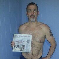 my newspaper shot for 100,000 challenge