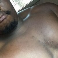 My chest