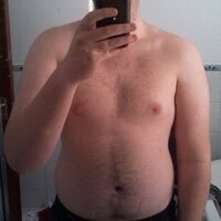 before at 119 kg