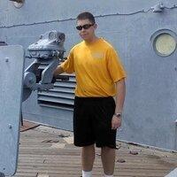 Me Visiting the USS Alabama