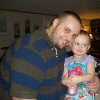 Me and my neice Vivian