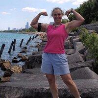 Chicago lakefront bike ride, June 8, 2012