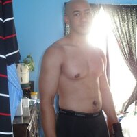 160 ish lbs. March '10