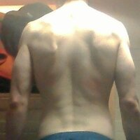 Back Relaxed, Start of Bulk
