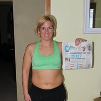My Before Pic-2013 Challenge