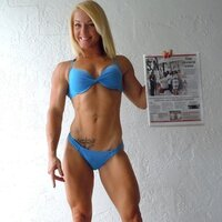 2013 USA Fitness Model Competition