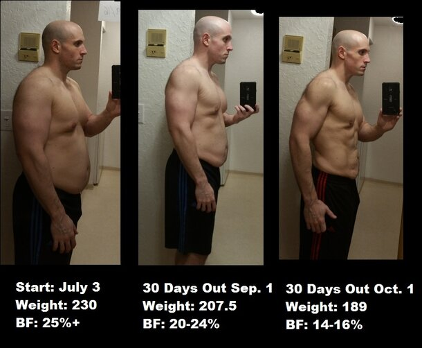 3 month wedding cut results 41 pounds bodybuilding forums progress photos malvernweather Choice Image