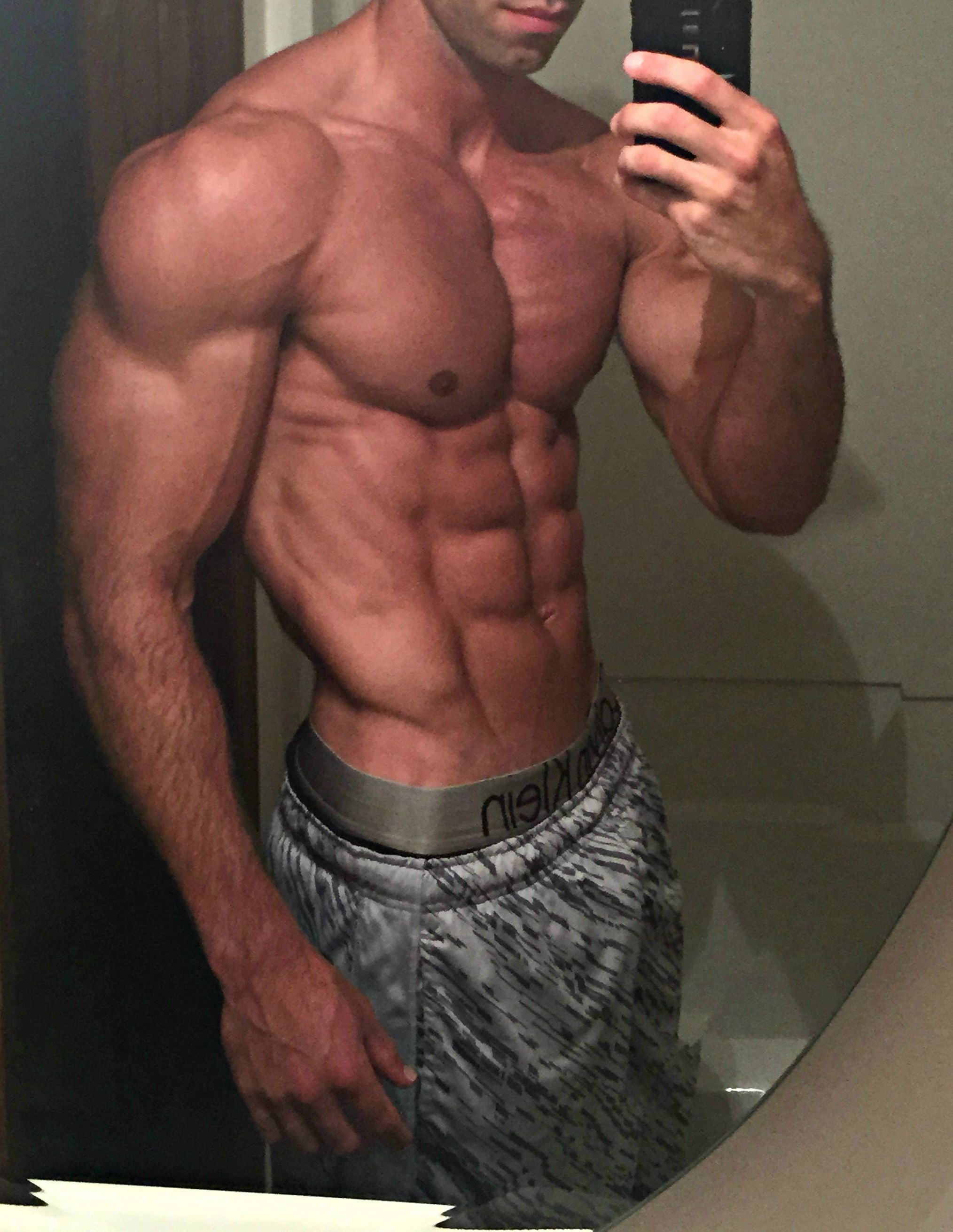 This Guy Has One Of The Best AVI Physiques On The Misc